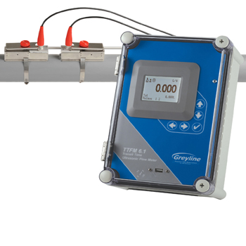 Ultrasonic Clamp On Flow Meter