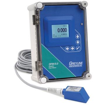 Ultrasonic Doppler Flow Meter