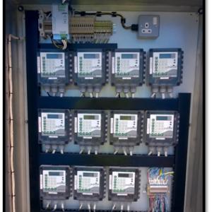 level measurement central monitoring